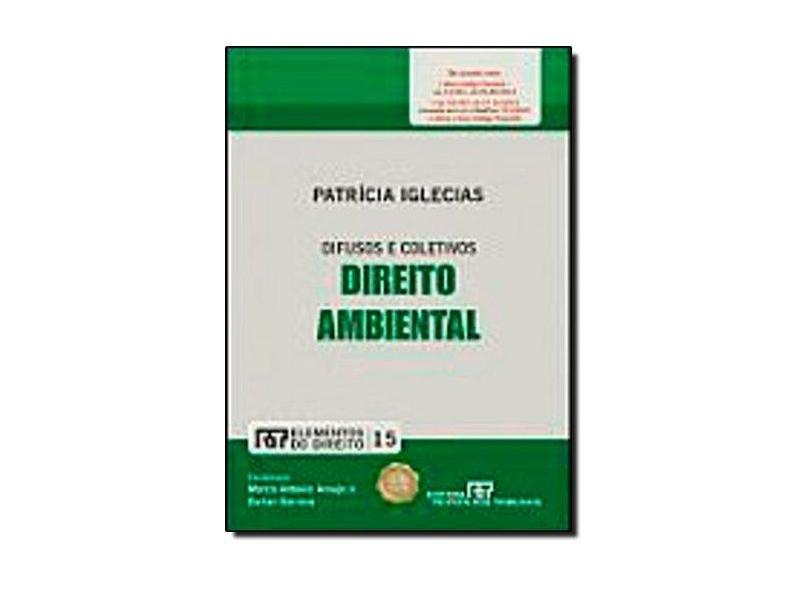 Direito Ambiental. Difusos E Coletivos - Patricia Faga Iglecias Lemos - 9788520345580