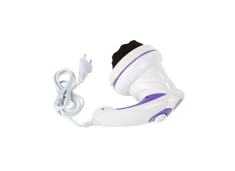 Massageador Elétrico Portátil Orbital Shiatsu Supermedy Body Massager