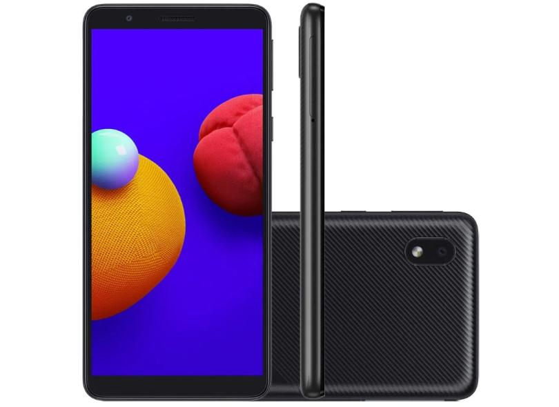 Smartphone Samsung Galaxy A01 Core SM-A013M 32GB 8.0 MP 2 Chips Android 10