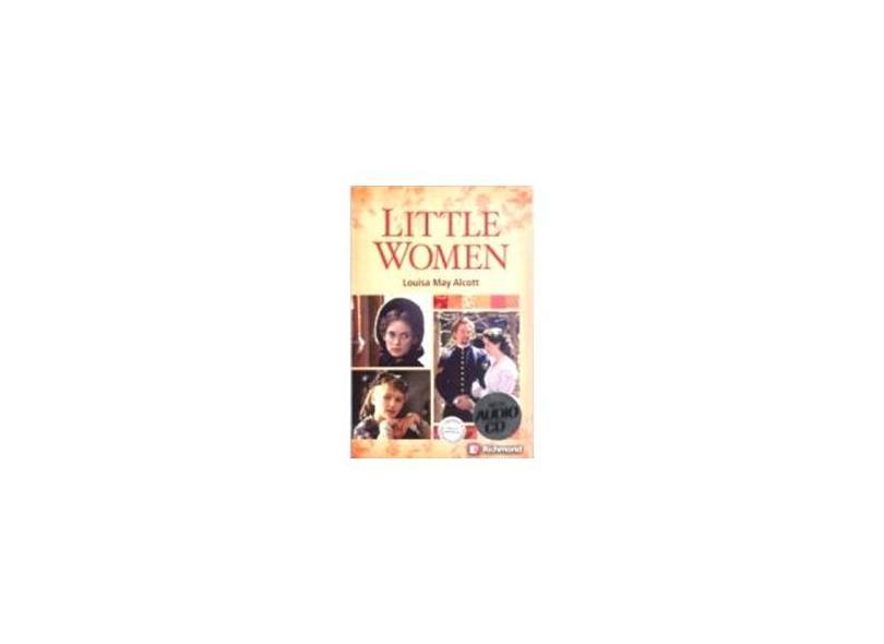 Little Women - With CD - Alcott, Louisa May - 9780956857736