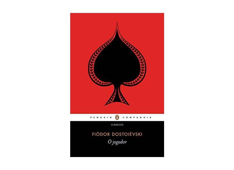 O Jogador - (Das Memórias De Um Jovem) - Dostoiévski, Fiódor - 9788582850640