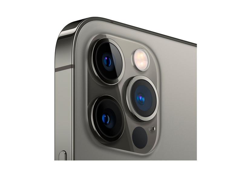 Smartphone Apple iPhone 12 Pro Max 512GB Câmera Tripla Apple A14 Bionic iOS 14