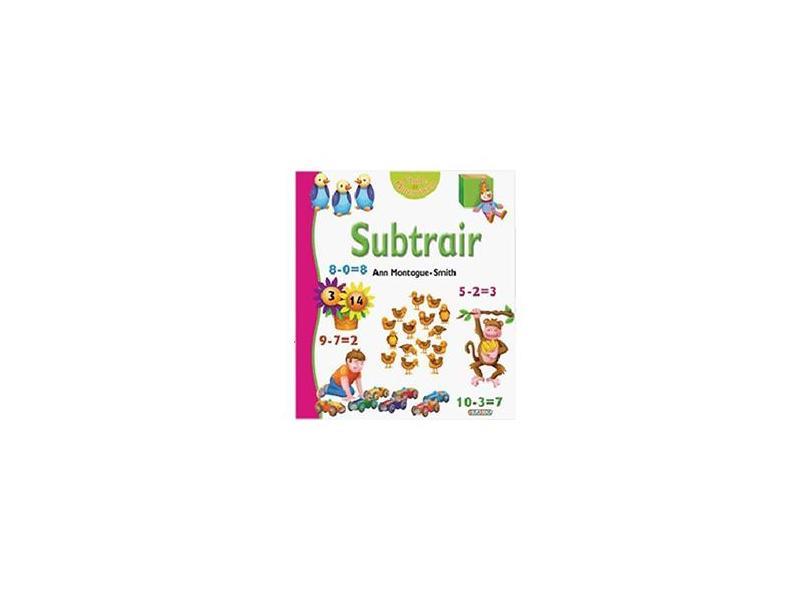 Subtrair - Ann Montague-smith - 9788574885513