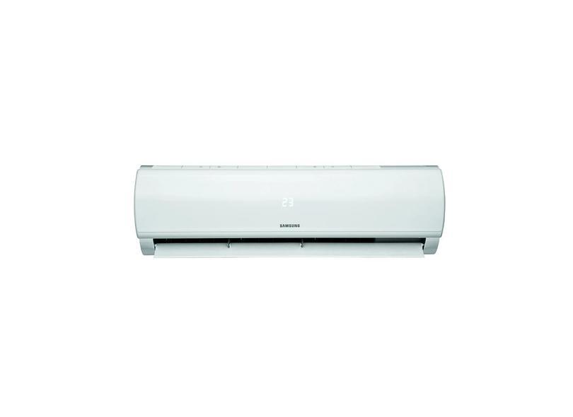 Ar-Condicionado Split Hi Wall Samsung Max Plus 18000 BTUs Controle Remoto Frio AR18TRHQCURNAZ / AR18TRHQCURXAZ