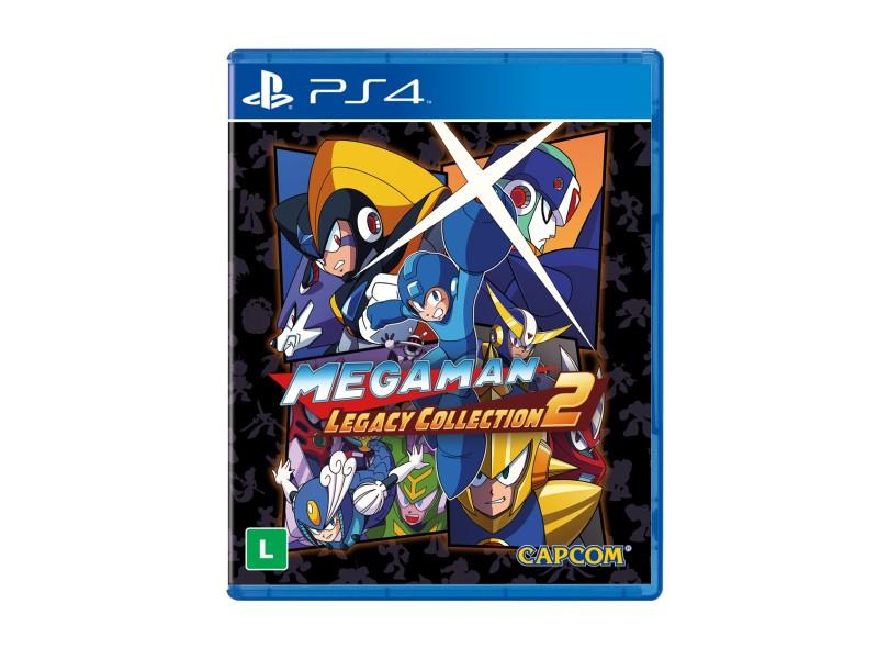 Jogo Mega Man Legacy Collection 2 PS4 Capcom