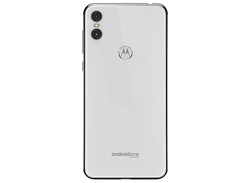 Smartphone Motorola One XT1941-3 64GB 13,0 MP 2 Chips Android 8.1 (Oreo) 3G 4G Wi-Fi