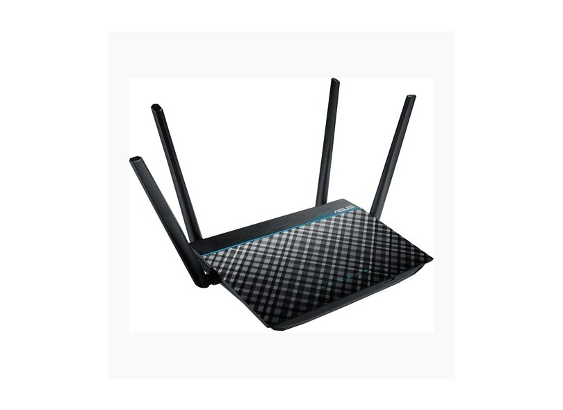 Roteador Access Point Wireless 867 Mbps RT-ACRH13 - Asus