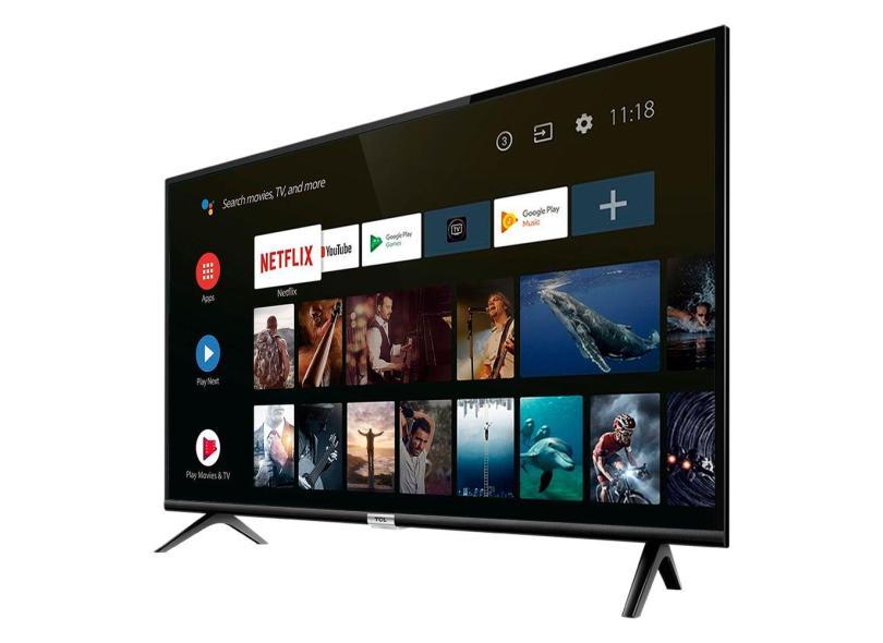 """Smart TV TV LED 40 """" TCL Full Netflix 40S6500S 2 HDMI"""