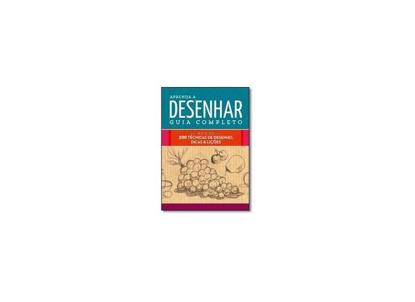 Aprenda A Desenhar - Guia Completo - Foster, Walter ; - 9780857624352