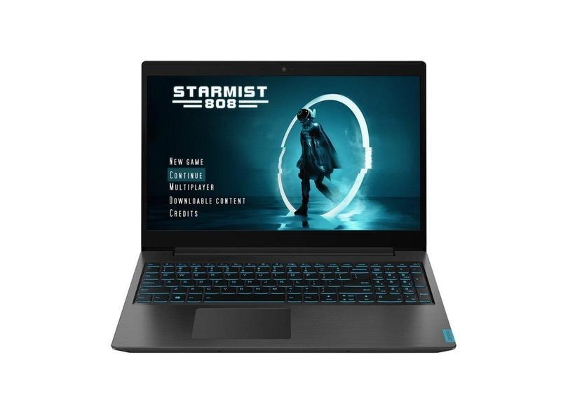 """Notebook Gamer Lenovo IdeaPad L340 Intel Core i5 9300H 9ª Geração 8 GB de RAM 256.0 GB 15.6 """" Full GeForce GTX 1050 Windows 10 IdeaPad L340"""