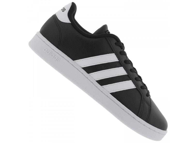 Tênis Adidas Masculino Casual Grand Court