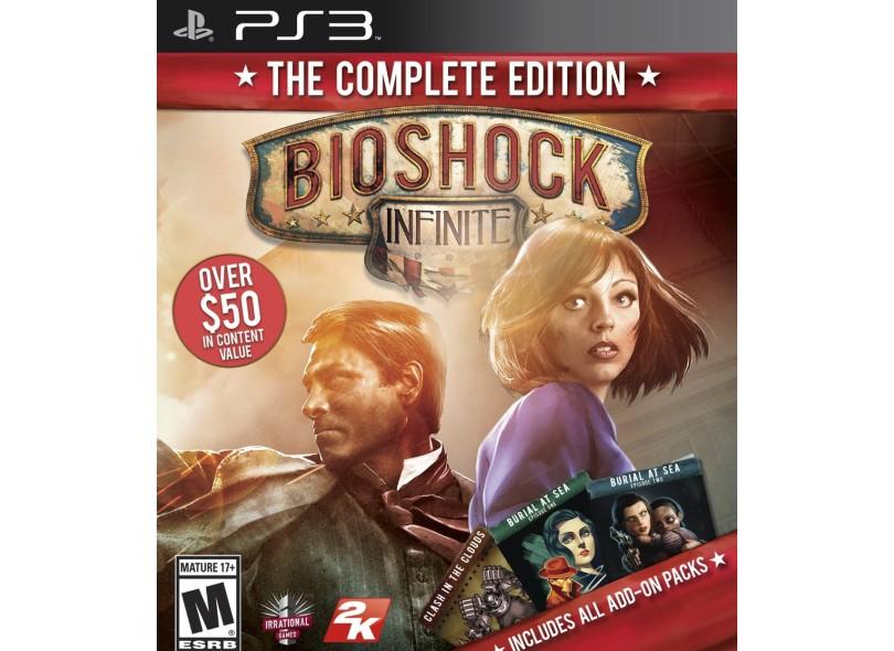 Jogo Bioshock Infinite PlayStation 3 Take 2