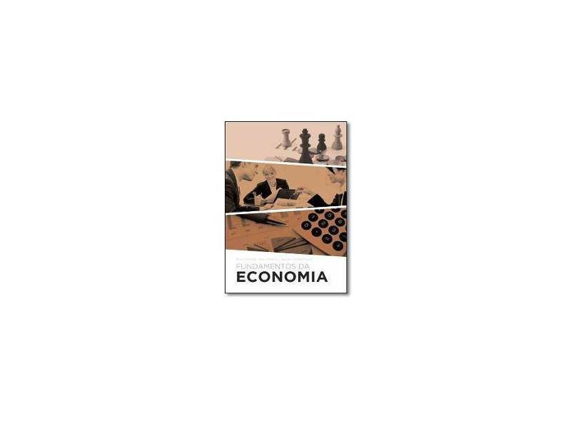 Fundamentos da economia - Erico Michels - 9788582127377