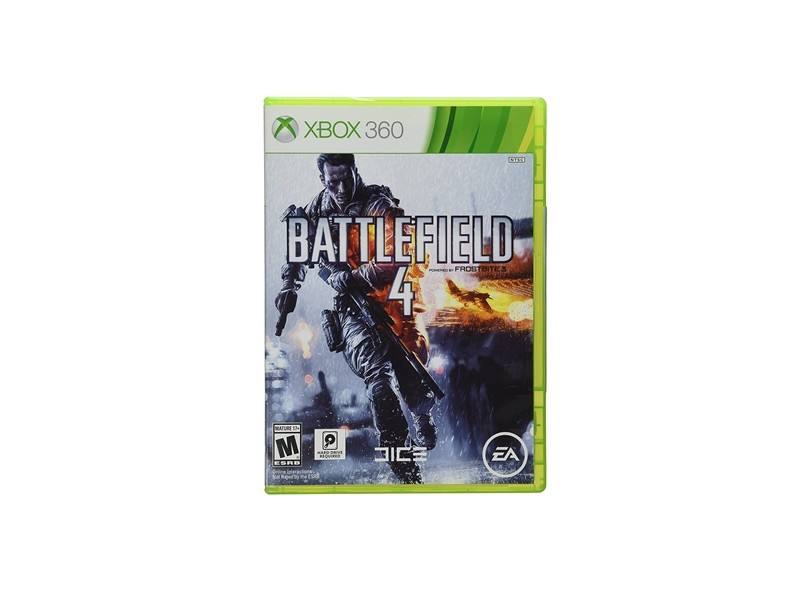 Jogo Battlefield 4 Xbox 360 EA