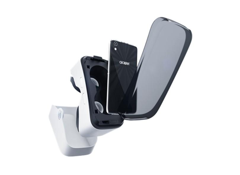 Smartphone Alcatel Idol 4 16GB 6055B Android 6.0 (Marshmallow) 3G 4G Wi-Fi