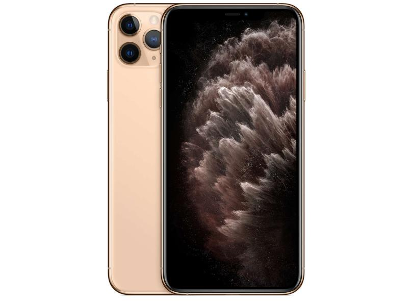 Smartphone Apple iPhone 11 Pro Max 512GB Câmera Tripla iOS 13