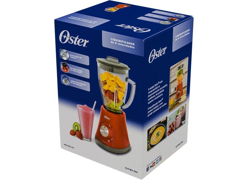 Liquidificador Oster Super Chef BLSTMG-RR8 1.25 l 8 Velocidades 750 W