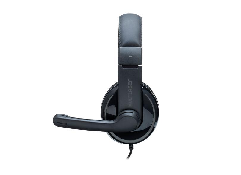 Headset com Microfone Multilaser Pro PH317
