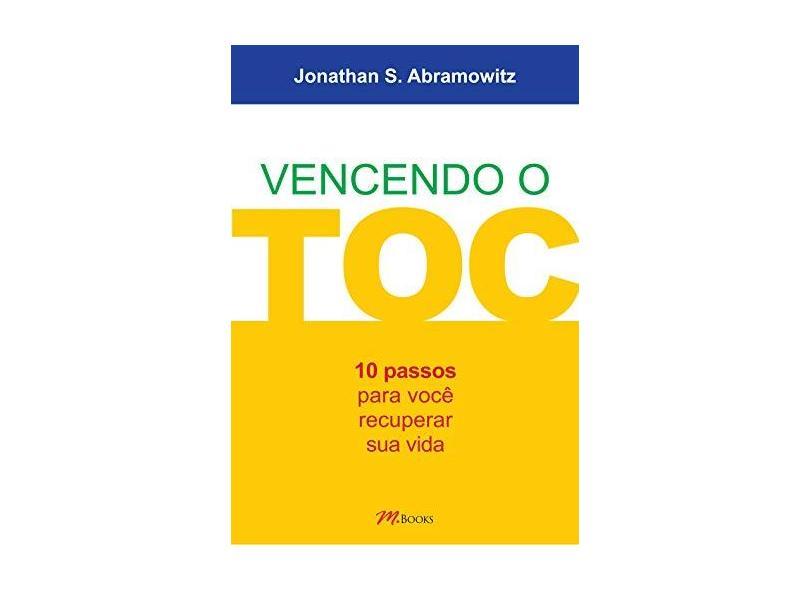 Vencendo o TOC - Capa Comum - 9788576802693