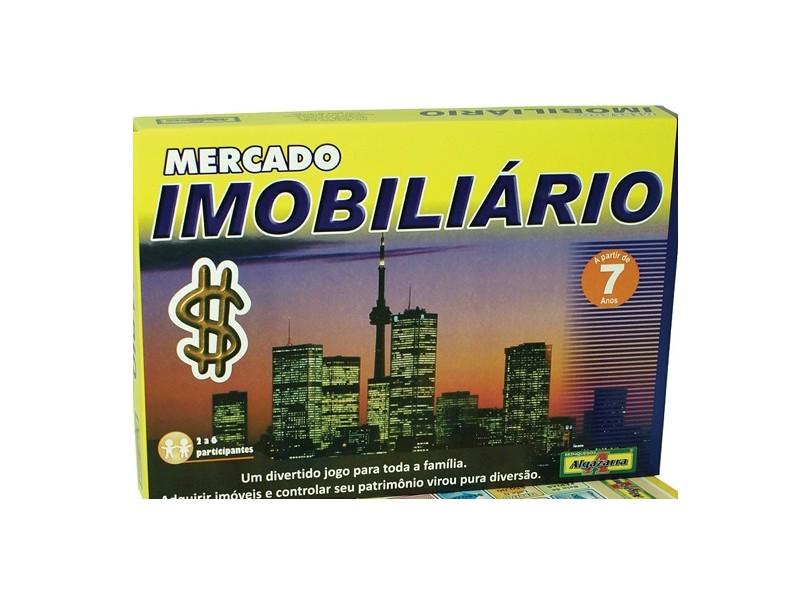 Jogo Mercado Imobiliário Algazarra