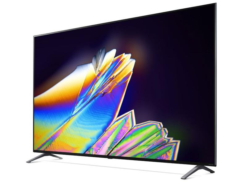 """Smart TV TV Nano Cristal 75 """" LG ThinQ AI 8K HDR 75NANO95SNA 4 HDMI"""