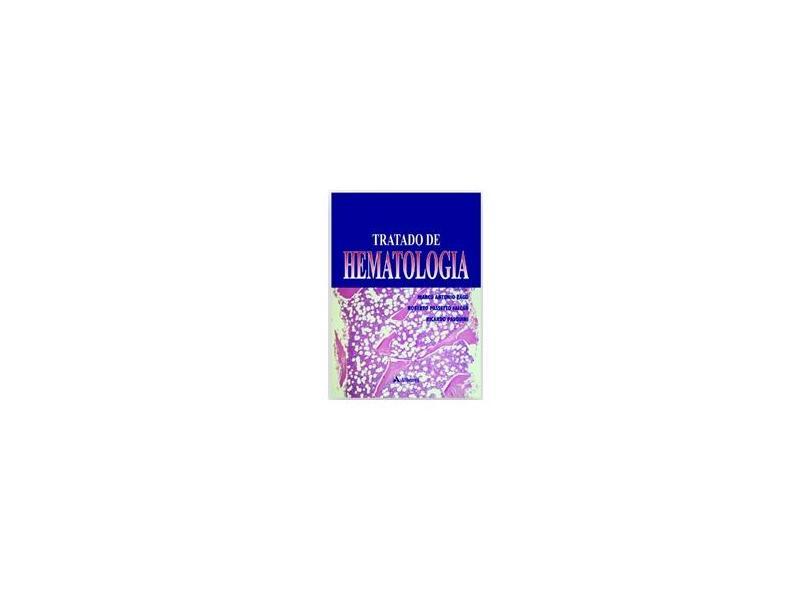 Tratado De Hematologia - Varios Autores - 9788538804543