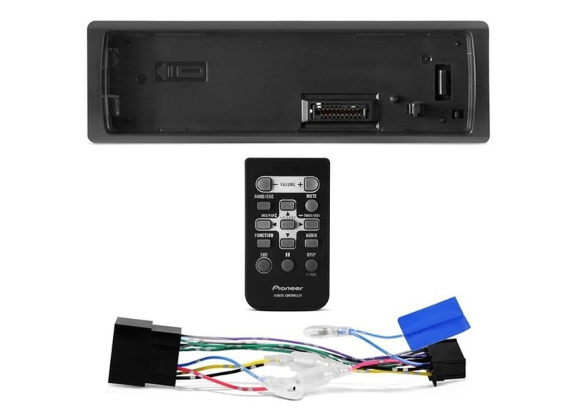 CD Player Automotivo Pioneer DEH-X1980UB
