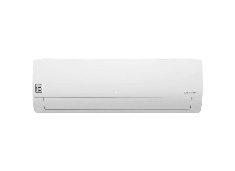 Ar-Condicionado Split Hi Wall LG Dual Inverter Compact 18000 BTUs Inverter Controle Remoto Frio S4-Q18KL3AA