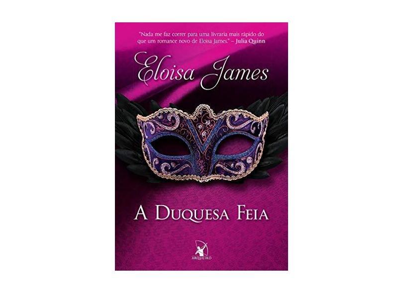 A Duquesa Feia - James Eloisa - 9788580418491
