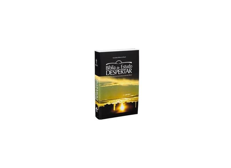 Bíblia de Estudo Despertar - Vários Autores - 7898521819040