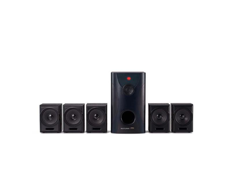 Home Theater Multilaser 80 W 5.1 Canais SP291