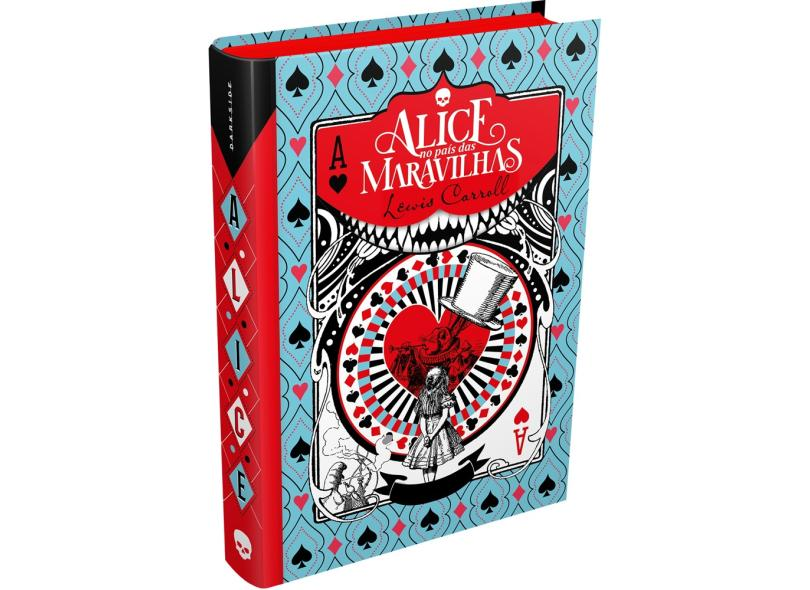 Alice no País das Maravilhas - Classic Edition - Carroll, Lewis - 9788594541758