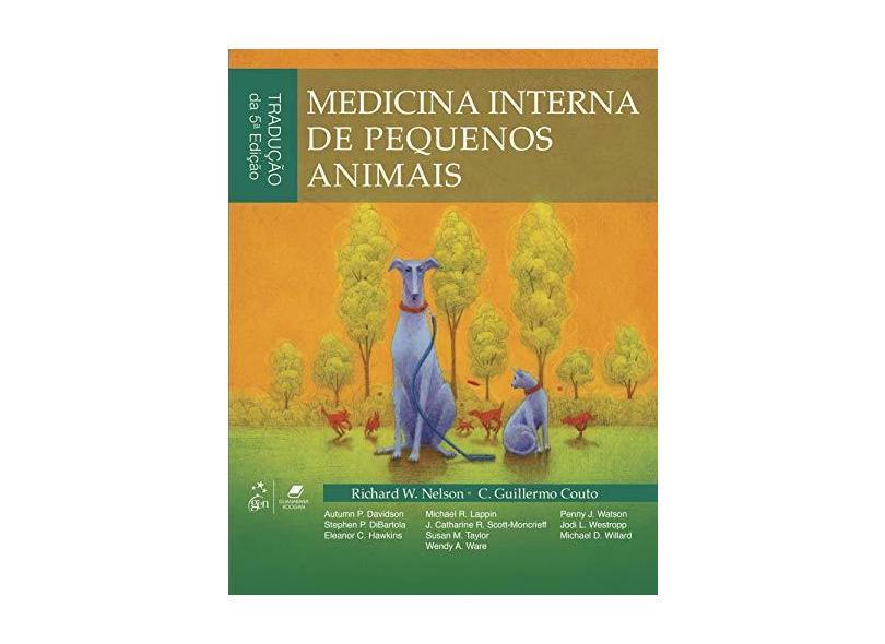Medicina Interna de Pequenos Animais - Capa Dura - 9788535279061