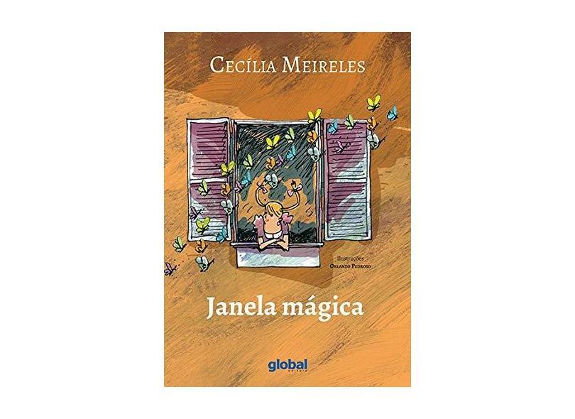 Janela Mágica - Cecilia Meireles - 9788526022461