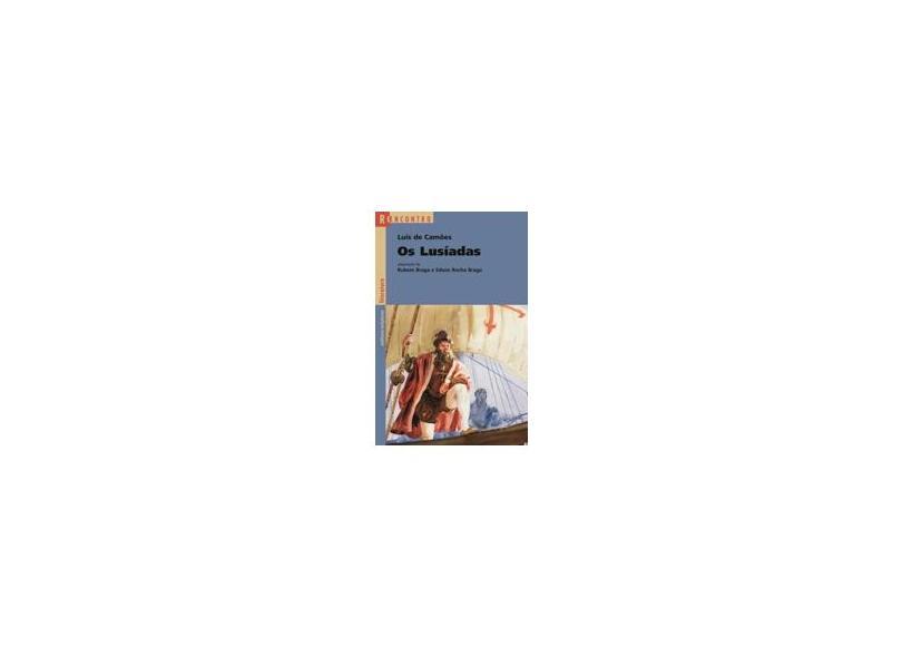 Os Lusíadas - Série Reencontro - Camoes, Luis Vaz De - 9788526265844