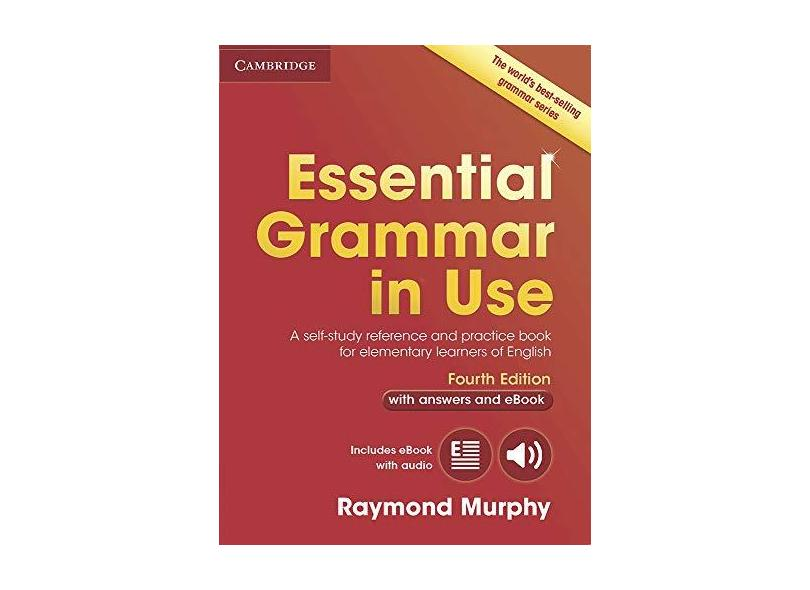 Essential Grammar In Use - With Answers And Ebook - Fourth Edition - Murphy, Raymond - 9781107480537