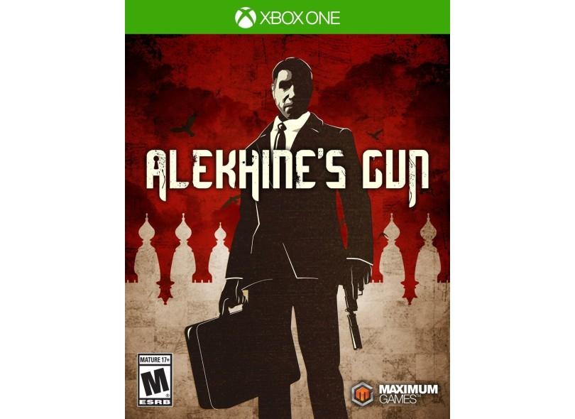 Jogo Alekhines Gun Xbox One Maximum Family Games
