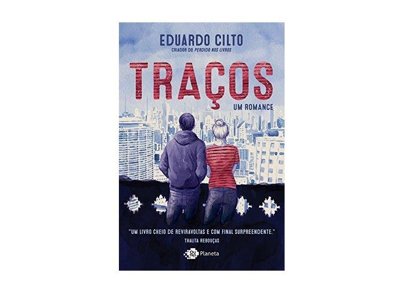 Traços - Cilto, Eduardo - 9788542207477