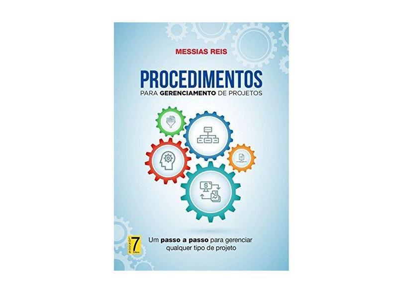 Procedimentos Para Gerenciamento de Projetos - Messias Reis - 9788594498069
