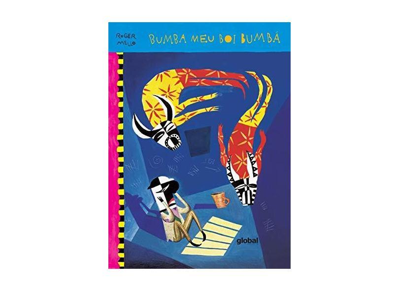 Bumba meu boi Bumbá - Roger Mello - 9788526024106