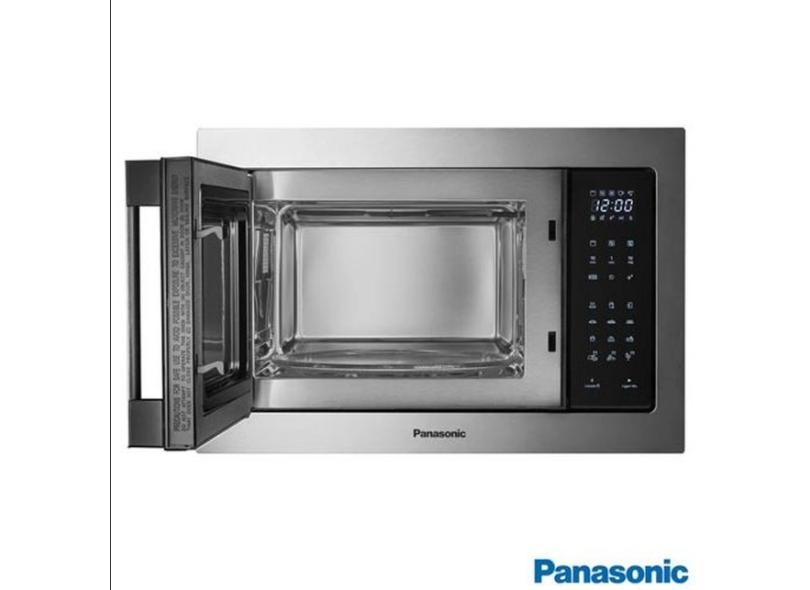 Micro-ondas de Embutir Panasonic Style Grill 30 l NNGT682SRU Inox