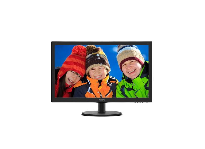 """Monitor LED 21,5 """" Philips Full HD 223V5LHSB2"""