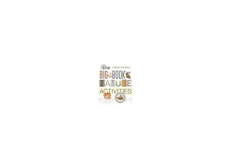 """The Big Book Of Nature Activities - """"rodenburg, Jacob"""" - 9780865718029"""
