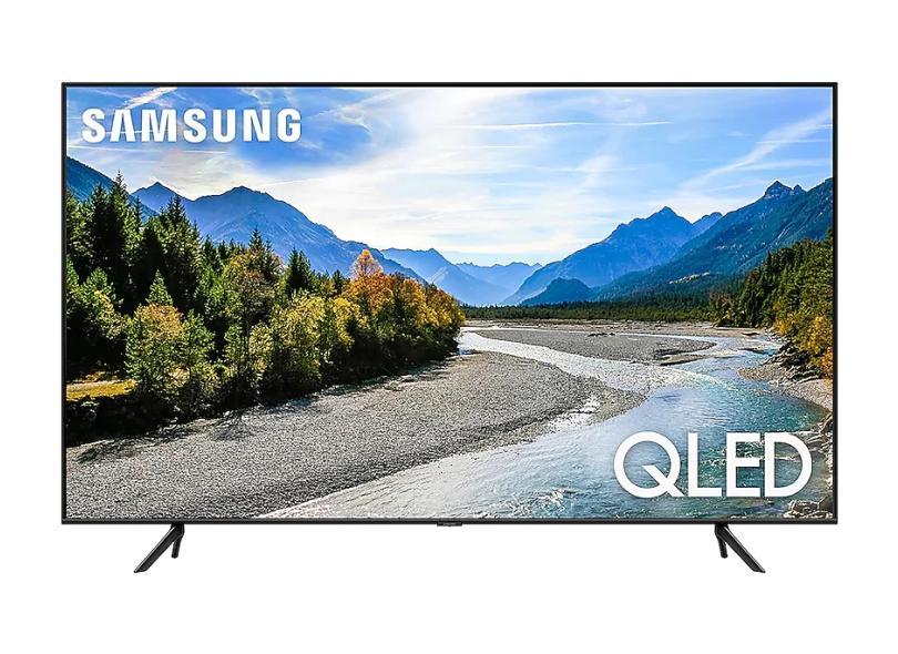 "Smart TV TV QLED 55 "" Samsung 4K Netflix QN55Q60TAGXZD 3 HDMI"