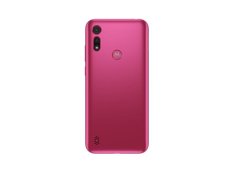 Smartphone Motorola Moto E E6i 32GB Câmera Dupla 2 Chips Android 10