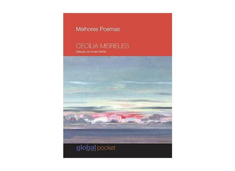Melhores Poemas - Caixa - Cecilia Meireles - 9788526022713