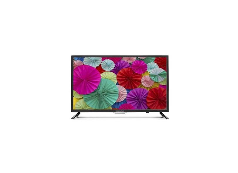 """TV LED 43 """" Multilaser Full TL003 3 HDMI"""