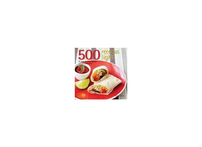 500 Receitas Light - Deborah Gray - 9780857623553