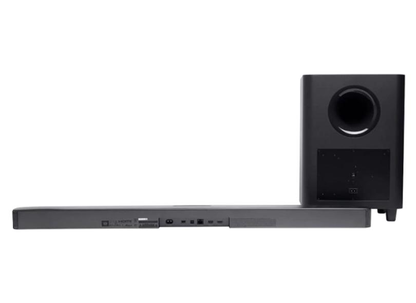 Home Theater Soundbar JBL 325 W 5.1 Canais 2 HDMI Bar 5.1 Surround