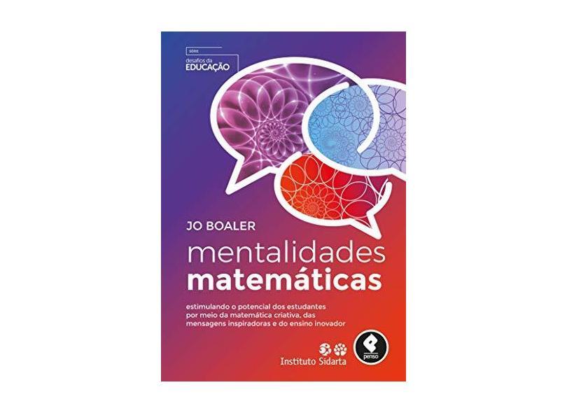 Mentalidades Matemáticas - Jo Boaler - 9788584291137